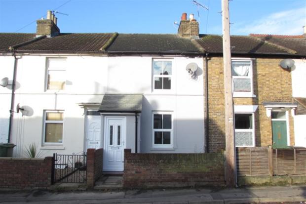 2 Bedroom Terraced House For Sale In Peel Street Maidstone Kent ME14