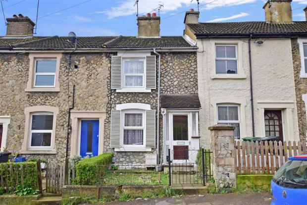 2 Bedroom Terraced House For Sale In Whitmore Street Maidstone Kent ME16