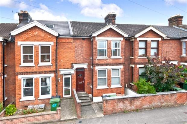 Man Cave Maidstone : Bedroom terraced house for sale in king edward road