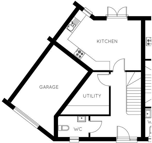 Ground Floor Plot 12