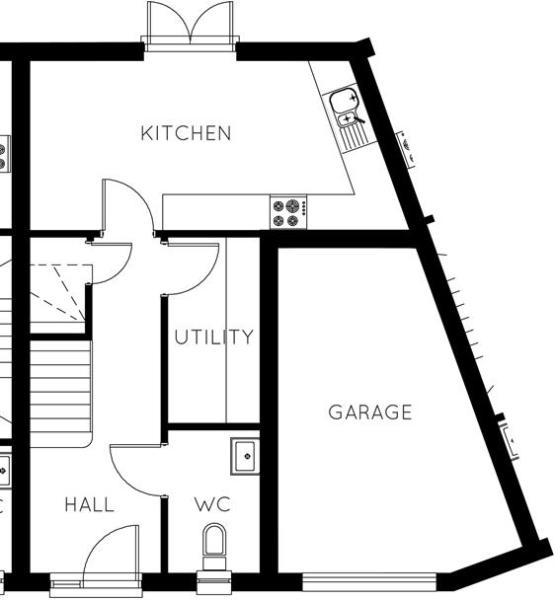 Ground Floor Plot 9