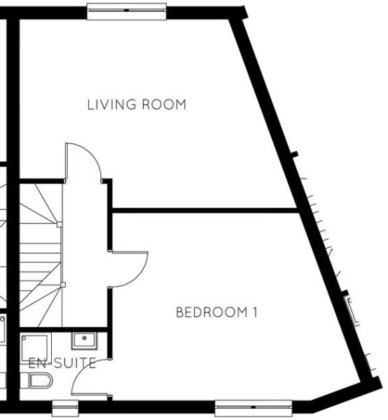 First Floor Plot 9