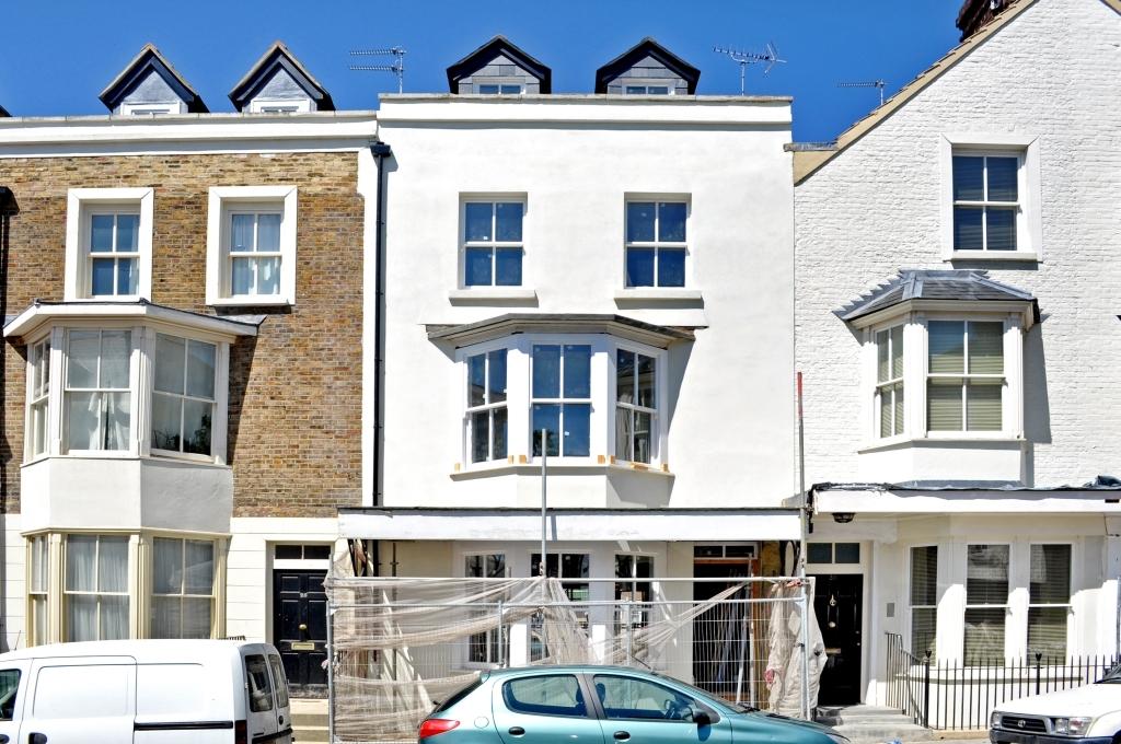 4 bedroom terraced house for sale in bellevue road ramsgate kent ct11