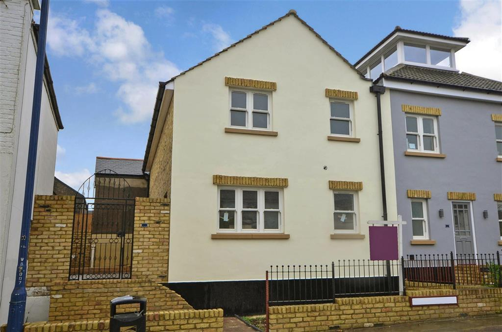 3 bedroom end of terrace house for sale in artillery row ramsgate kent ct11