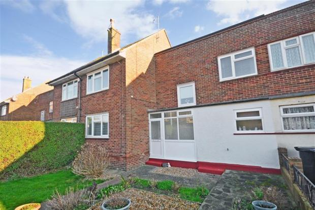 3 bedroom terraced house for sale in wentworth drive ramsgate kent ct12