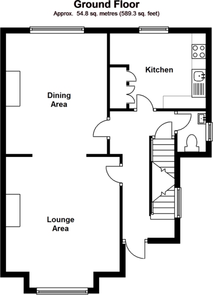 Split Level Lower Ground Floor