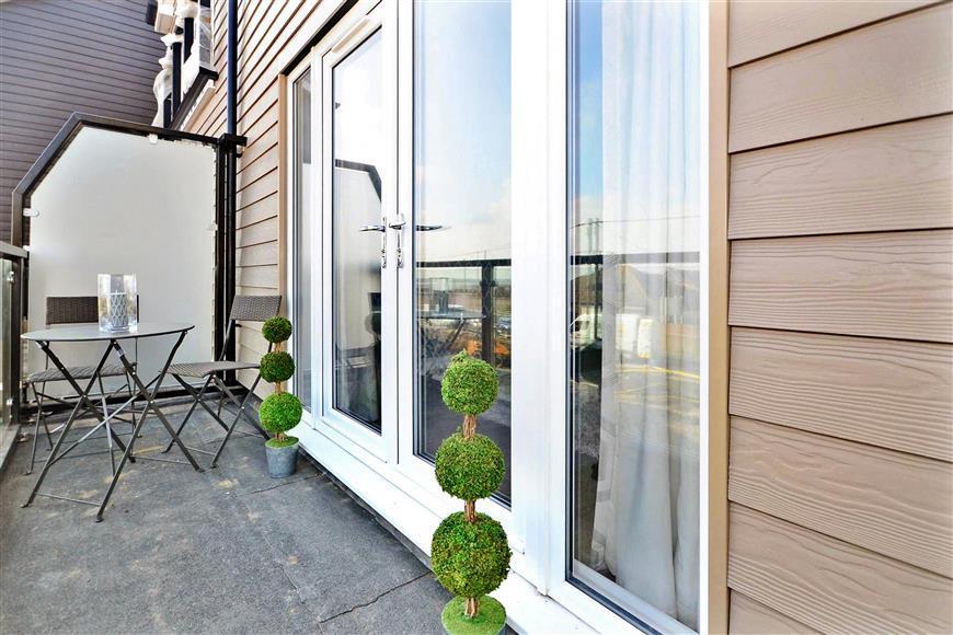 Showhome Example Balcony