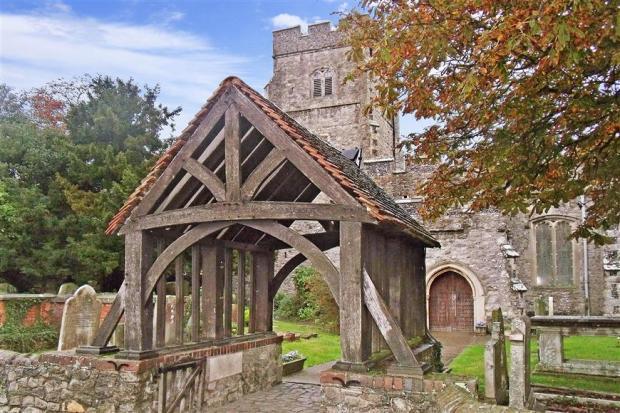 Local Church Down The Road