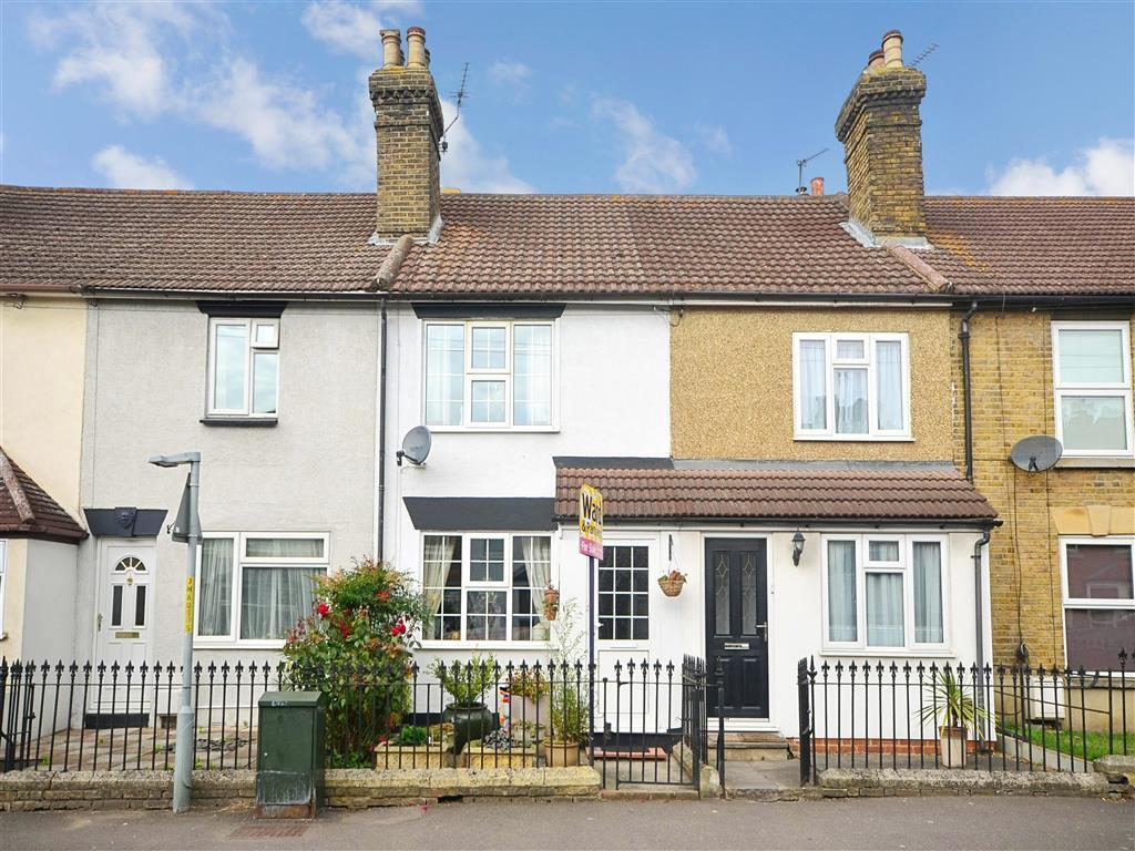 House Front Elevation Uk : Bedroom terraced house for sale in malling road