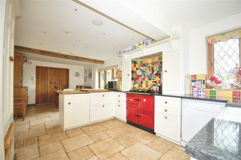 red white kitchen with flooring harlequin tiles vinyl flooring and aga
