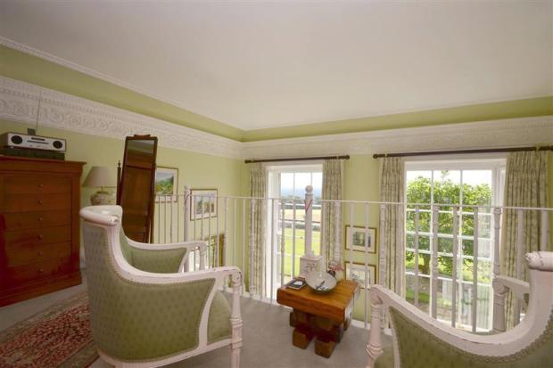 Bedroom 1 Mezzanine