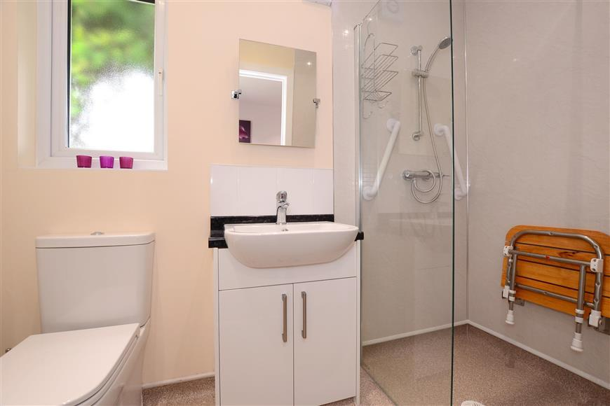 En-Suite Wet Room Annexe