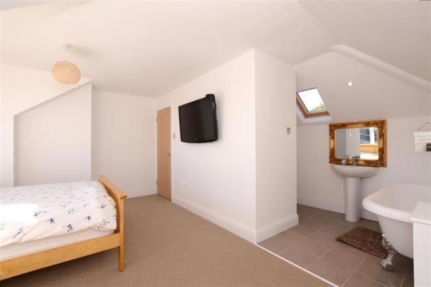 Master Bedroom Area