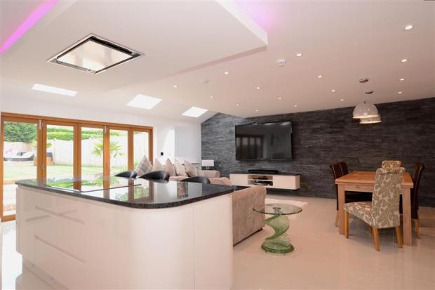 Kitchen / Family Area