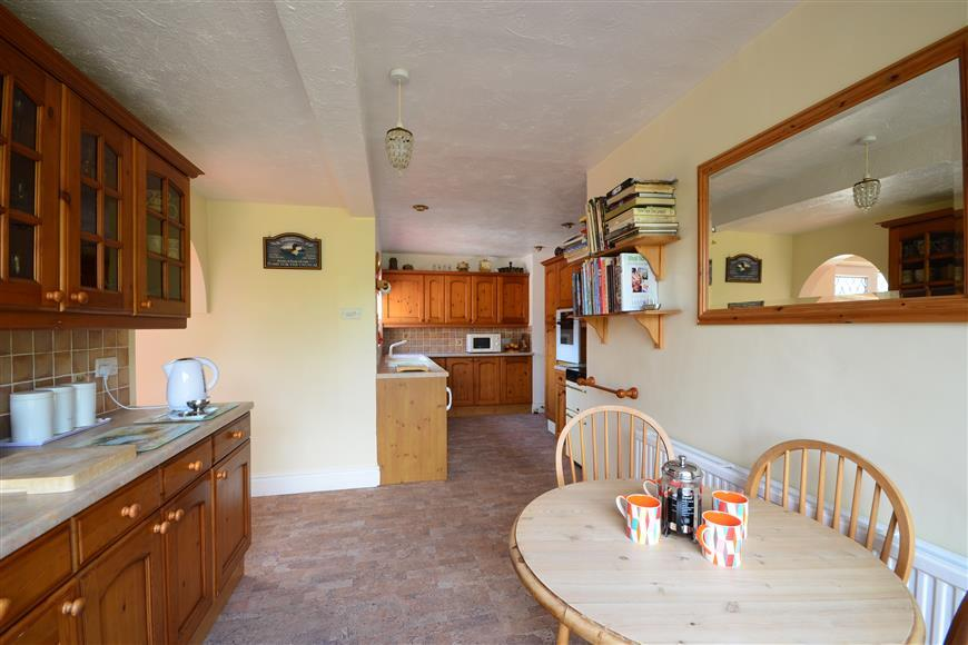 Kitchen/Breakfast Area