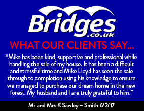 Get brand editions for Bridges Estate Agents, Frimley