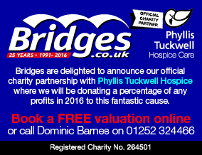 Get brand editions for Bridges Estate Agents, Ash Vale