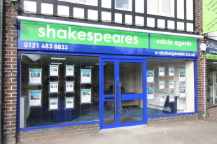 Shakespeares Estate Agents, Solihull – Shirleybranch details