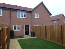 2 bed Town House in Coleridge Way, Oakham...