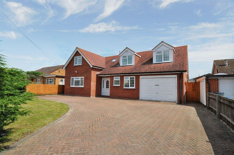 4 bedroom detached house for sale in main street grendon for Underwood house for sale