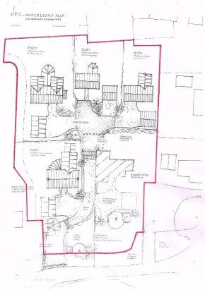 Sketch Layout Plan