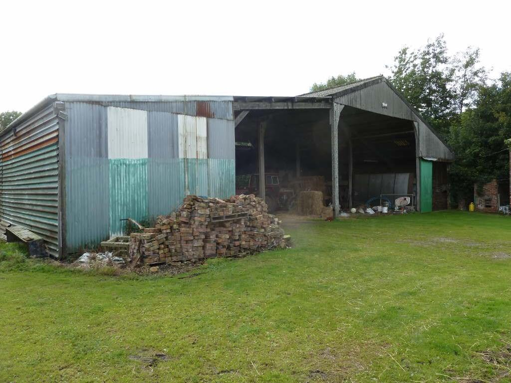Agricon Shed