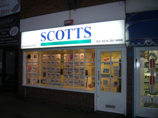 Scotts, Leicesterbranch details