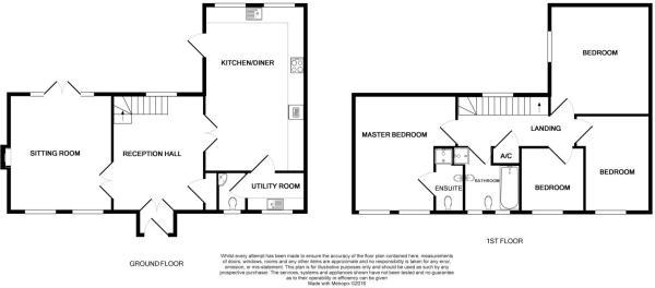 Floor Plan - 2 The L