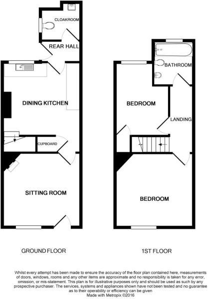 Floor Plan - 59 Dean