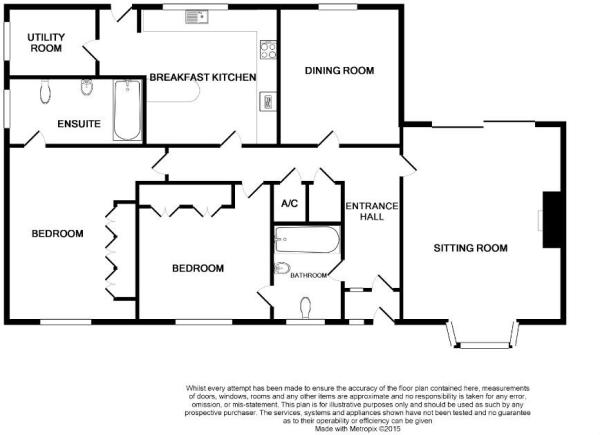 Floor Plan - 40 Hall