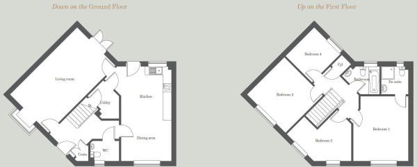 The Larch-floor plan