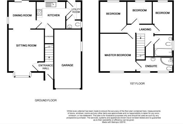 Floor Plan - 1 Bullf