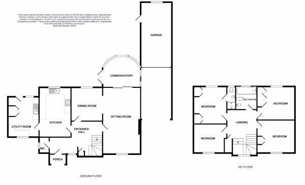 Floor Plan - Spice C