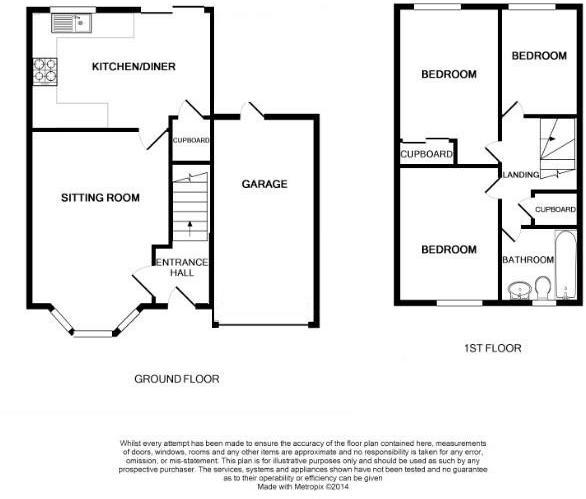 Floor Plan - 3 Tenny