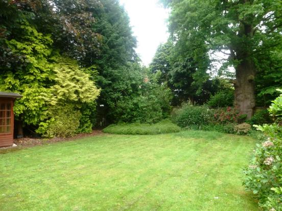 Mature Private Rear Garden