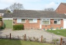 Bungalow for sale in Rye Close, North Walsham...
