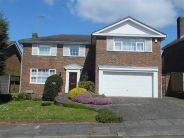 5 bed Detached home for sale in Chalfont Drive, Hove...