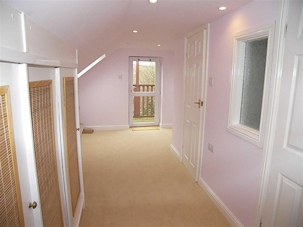 L Shaped Living area
