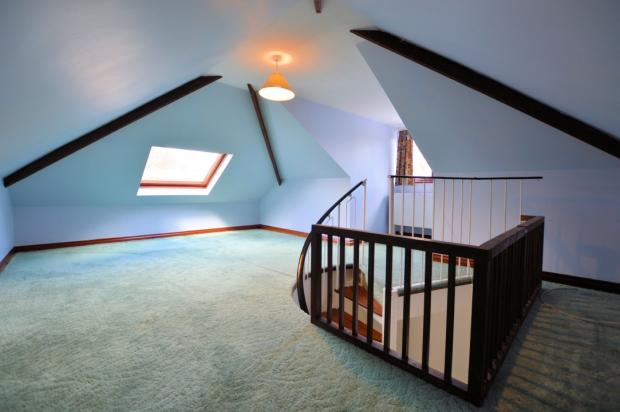 Useable Loft Space