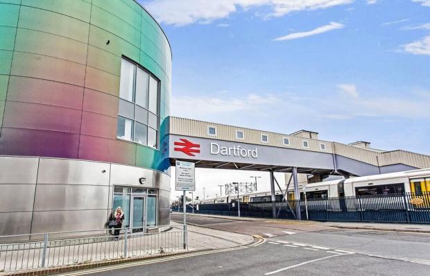 Dartford Station