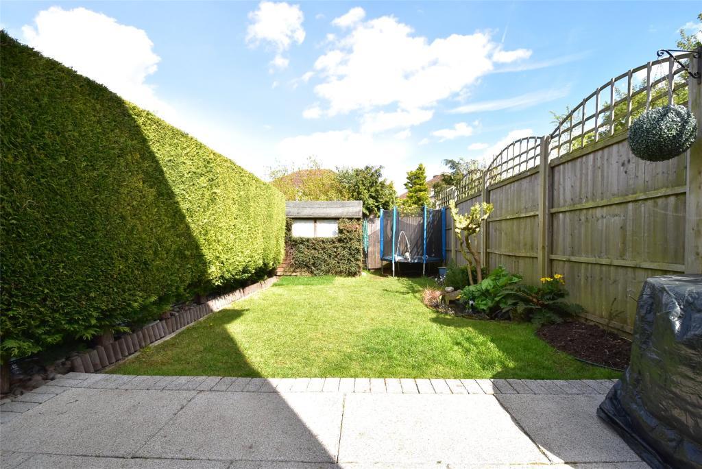 35Ft Rear Garden