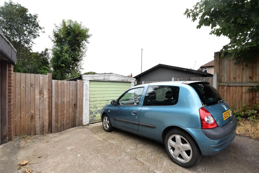 Garage To Rear