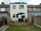 Terraced home in Hamden Crescent...