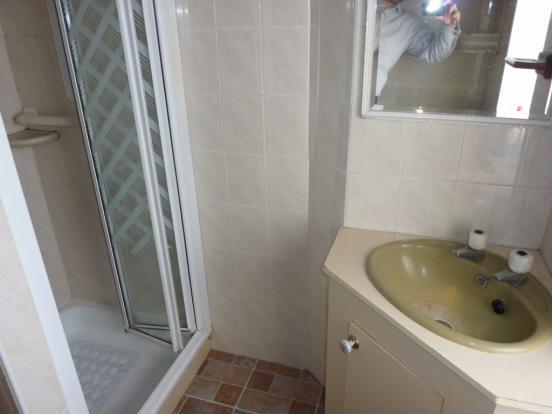 1st floor shower/w.c