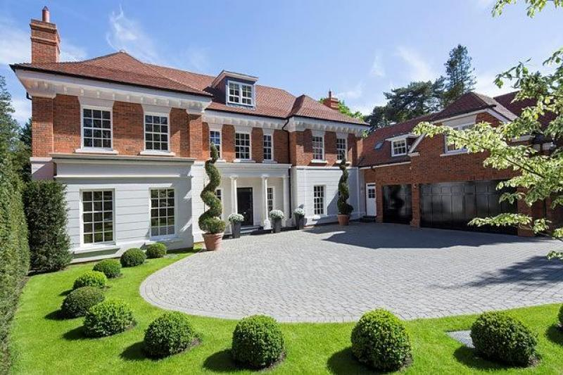 6 bedroom detached house for sale in friary road south for Modern luxury homes for sale uk