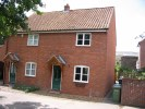 Terraced house in Malthouse Yard, Reepham...