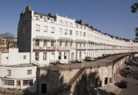 Flat for sale in Royal York Crescent...