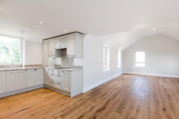 Kitchen Apartment...