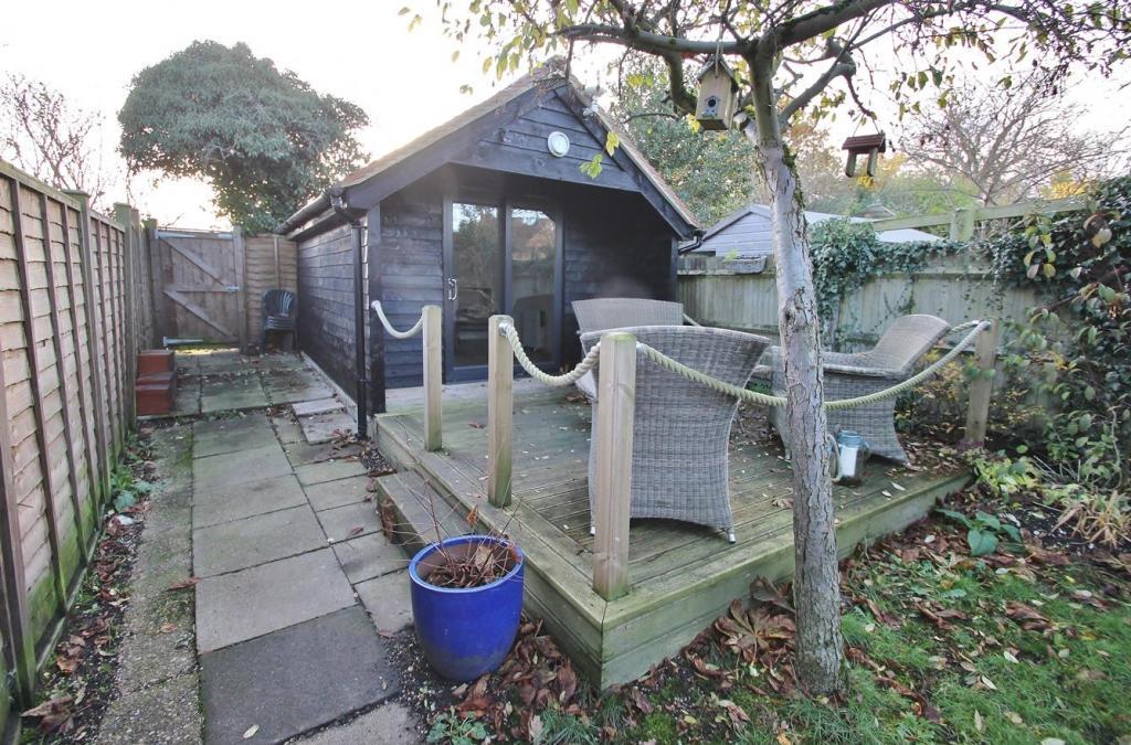 Exterior Garden Room