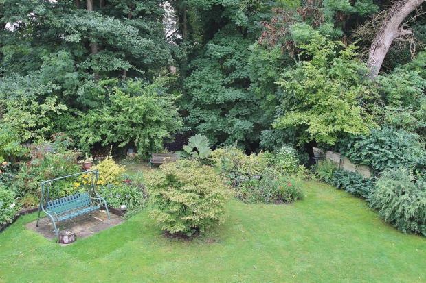 Rear & Side Gardens